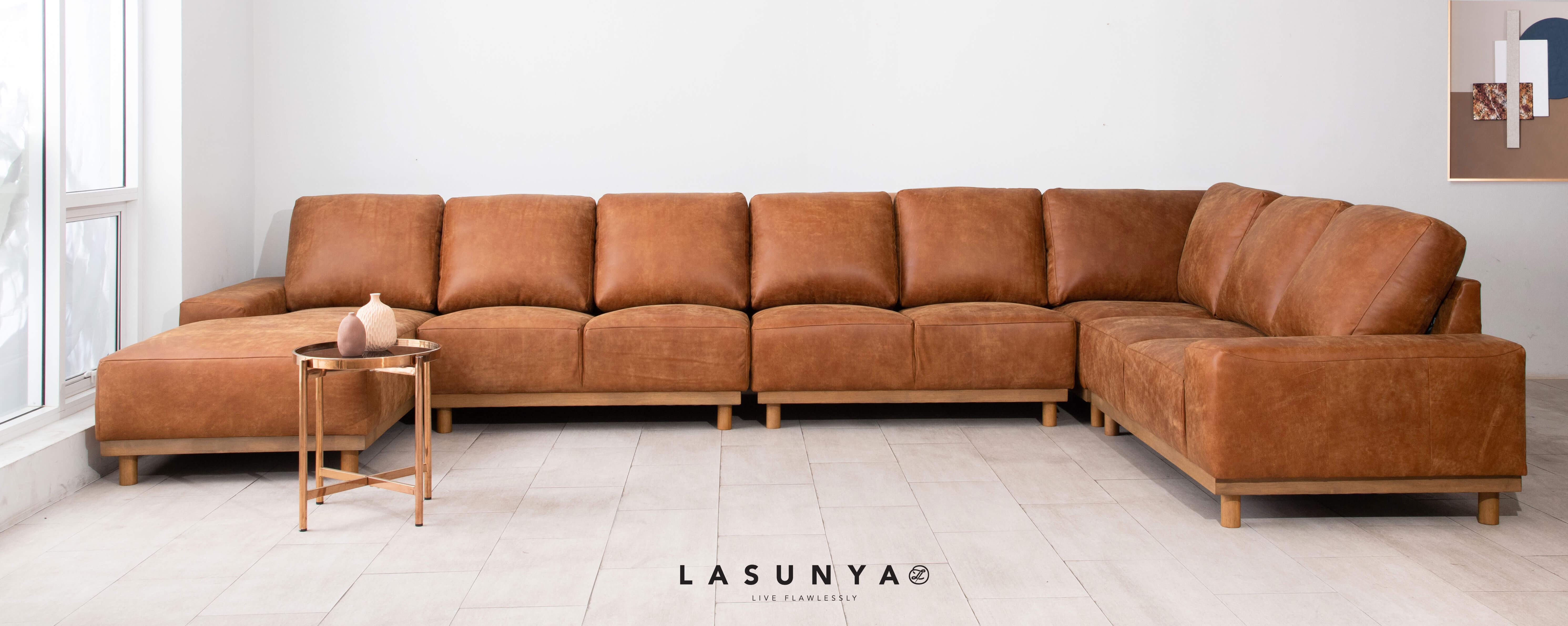 Passa sofa lasunya1 L-SHape